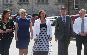 Unionist elected to Seanad urges north's politicians to lead by example