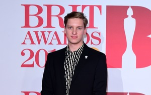 George Ezra on track for first number one single