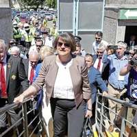 Arlene Foster: Attending Ulster Final was 'right decision'