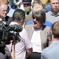 DUP councillor criticises Arlene Foster for 'flouting Lord's Day' at Clones final