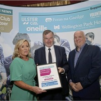 Watty Graham's, Glen scoop Irish News best underage initiative award