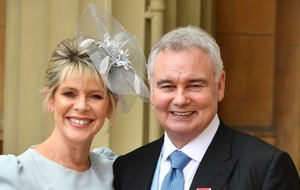 Eamonn Holmes and Ruth Langsford share romantic anniversary messages
