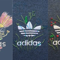 How one man's Adidas embroidery is making him and thousands more very happy