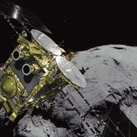 Japan space explorer arrives at asteroid – 170 million miles from Earth