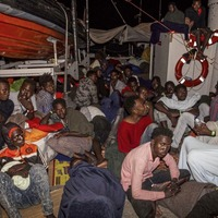 Aid ship stuck at sea for six days will be allowed to dock in Malta
