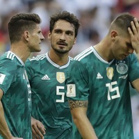 World Cup player watch: Defending champions Germany condemned to early exit
