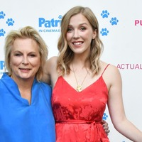 Jennifer Saunders's actress daughter says mum is 'a lot to live up to'