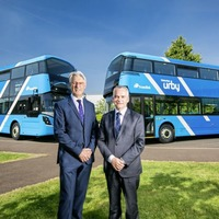 Translink double-decker bus order allays jobs fears at Wrightbus