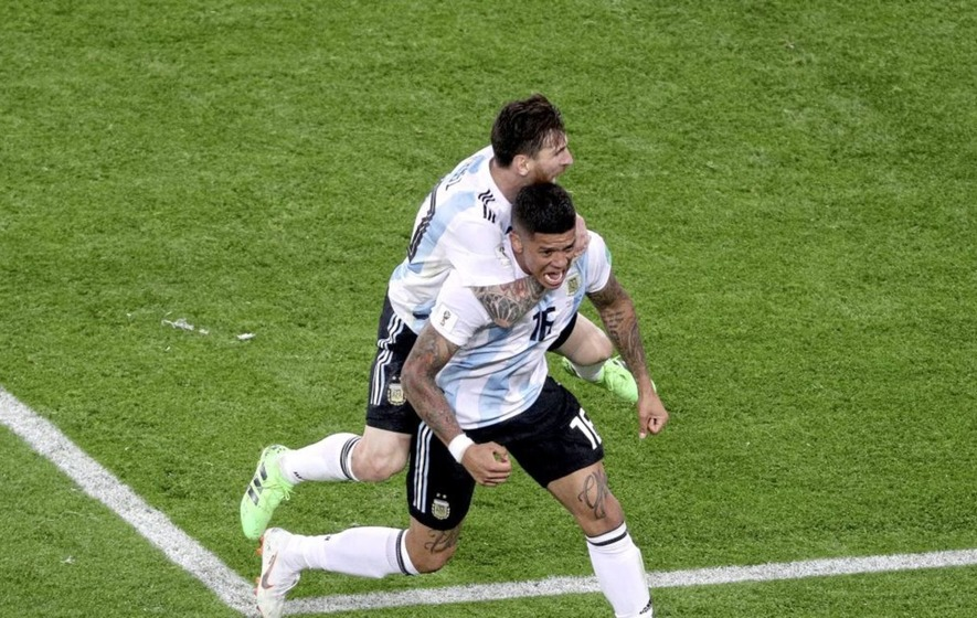 Argentina and Lionel Messi s World Cup rollercoaster can keep going ... 5227426a99451