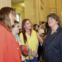 Arlene Foster: Apology to LGBT community 'isn't fruitful for anybody frankly'
