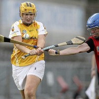 Katie McAleese: still full of optimism and sees Antrim camogie fortunes changing