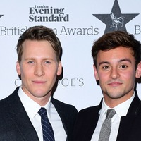 Tom Daley and husband Dustin Lance Black announce birth of baby son