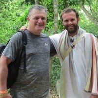 This Manchester United fan bumped into Juan Mata in a Colombian jungle