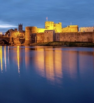 Breaks: Don't overlook Limerick, a historic city that really merits a visit