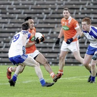 Criticism after Fermanagh defeat still 'fuelling' Armagh says Jemar Hall