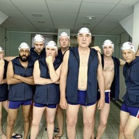 Film review: Feel-good comedy Swimming With Men works hard to stay afloat