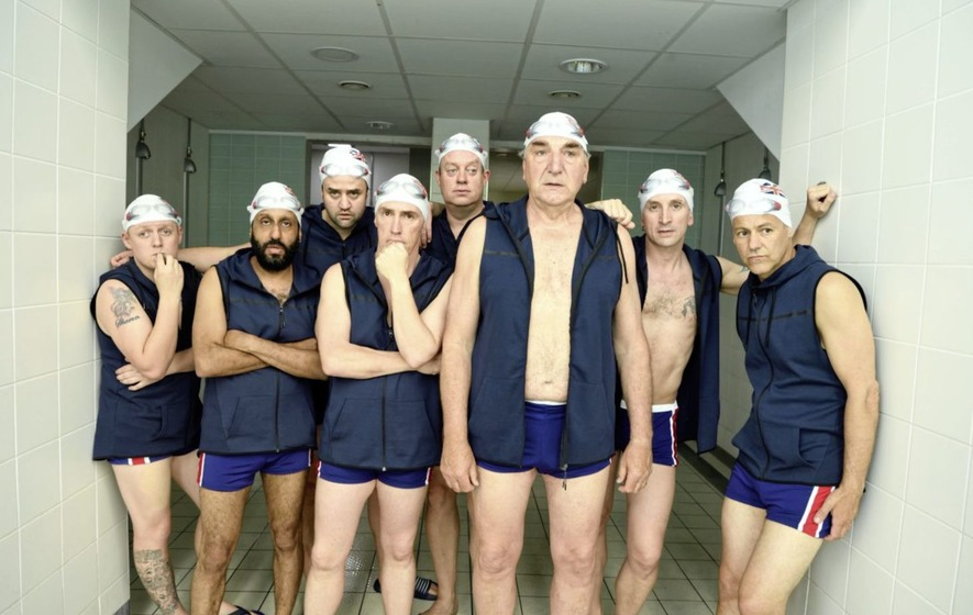 Swimming With Men Concerns A Group Of Mostly Middle Aged Blokes Who Strike Up Friendship At The Local Pool And Decide To Enter An International