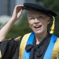 Annie Lennox named first female chancellor of Glasgow Caledonian University