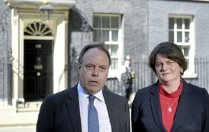 Fionnuala O Connor: As Arlene Foster's authority shrinks, DUP leadership is effectively held by Nigel Dodds