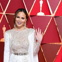 Chrissy Teigen posts adorable family picture of Luna and Miles Theodore