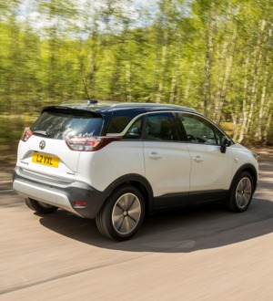 Vauxhall Crossland X: Putting families first