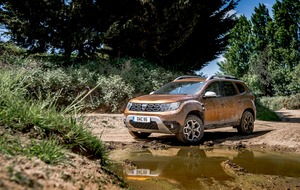 Dacia Duster: Now with added polish