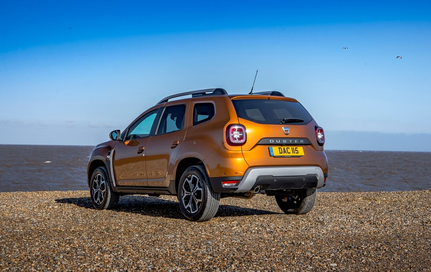 Dacia Duster: Now with added polish - The Irish News