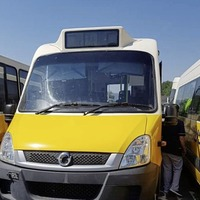Pupils on buses left in tears as temperatures soar