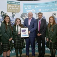 GAA commitment pays off for St Catherine's College
