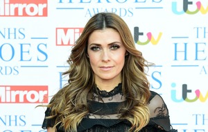 Kym Marsh on 'emotional' meeting of daughter and NHS nurse who saved her life
