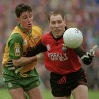 'I always seemed to be in the right place at the right time for club and county - Joe Brolly's goal aside'