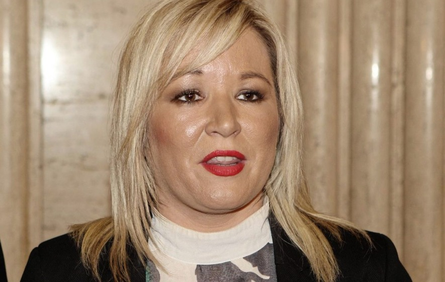 Michelle O'Neill calls on Ian Paisley to resign over free holidays scandal