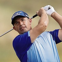 Padraig Harrington one shot off the lead at Ballyliffin