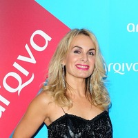 Jay Aston back in the studio ahead of cancer operation that could end her career