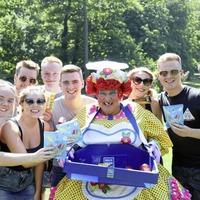 Heatwave drives record ice cream sales at Dale Farm