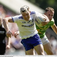 Monaghan set to continue the winning trend against Laois