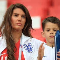 Rebekah Vardy bemoans bad weather ahead of England-Sweden game