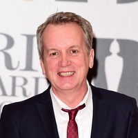 Frank Skinner dances to Three Lions as stars share excitement for England game
