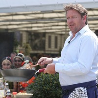 James Martin: I may have placed a bet on myself landing Top Gear job