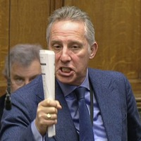 DUP's Ian Paisley withdraws from Twitter