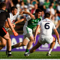 Fermanagh's summer ends with heavy defeat to Kildare