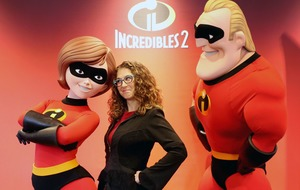 Mr Incredible is 'a little bit like my dad' says director Brad Bird