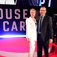 Robin Wright breaks her silence over House Of Cards co-star Kevin Spacey
