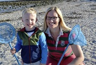 Beach Schools NI takes learning to the seaside this summer