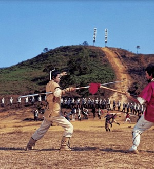 Cult Movie: Water Margin was real deal for fans of small screen Asian swordplay