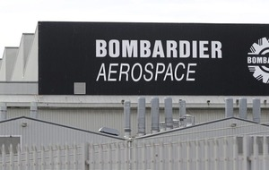 Bombardier's Northern Ireland division reports £15m loss