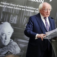 Jarlath Kearney: President Higgins a ray of sunshine amid political gloom