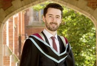 Fionnbharr Brady named Queen's University student of the year