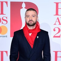 Justin Timberlake tells fans 'it's coming home' at London show
