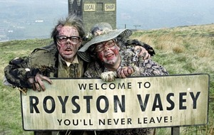 The League of Gentlemen Live Again! in Belfast and Dublin